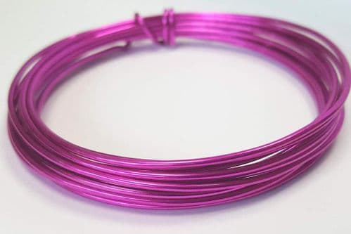 1.5mm x 3m wire - Lady Pink